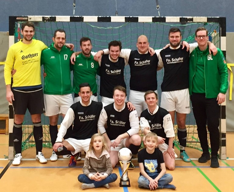 Zweiter Platz bei Dynamo Hamburg