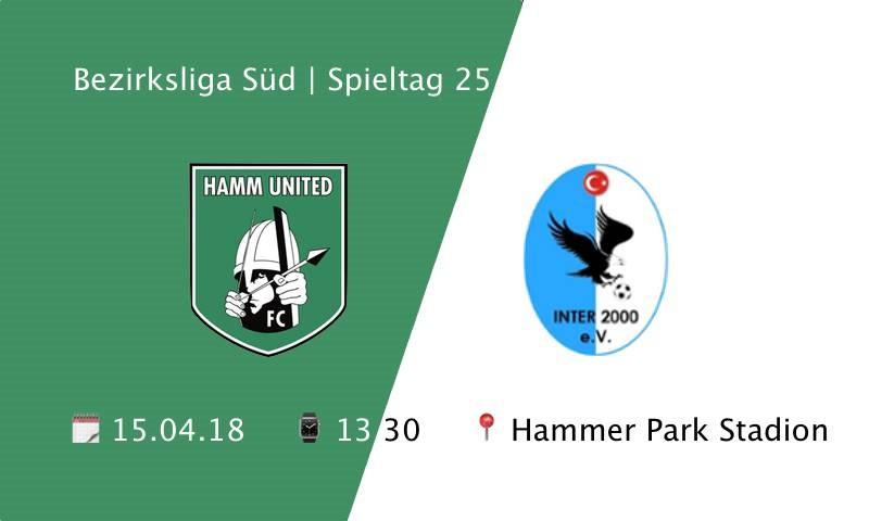Showdown in der Bezirksliga Süd