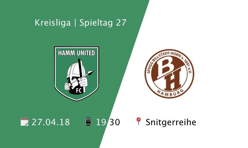 Hamm United FC II heimstark