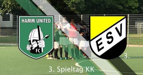 Hamm United FC III peilt den Dreier an