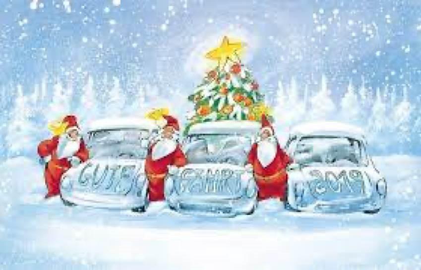 Besinnliche und erholsame Weihnachten