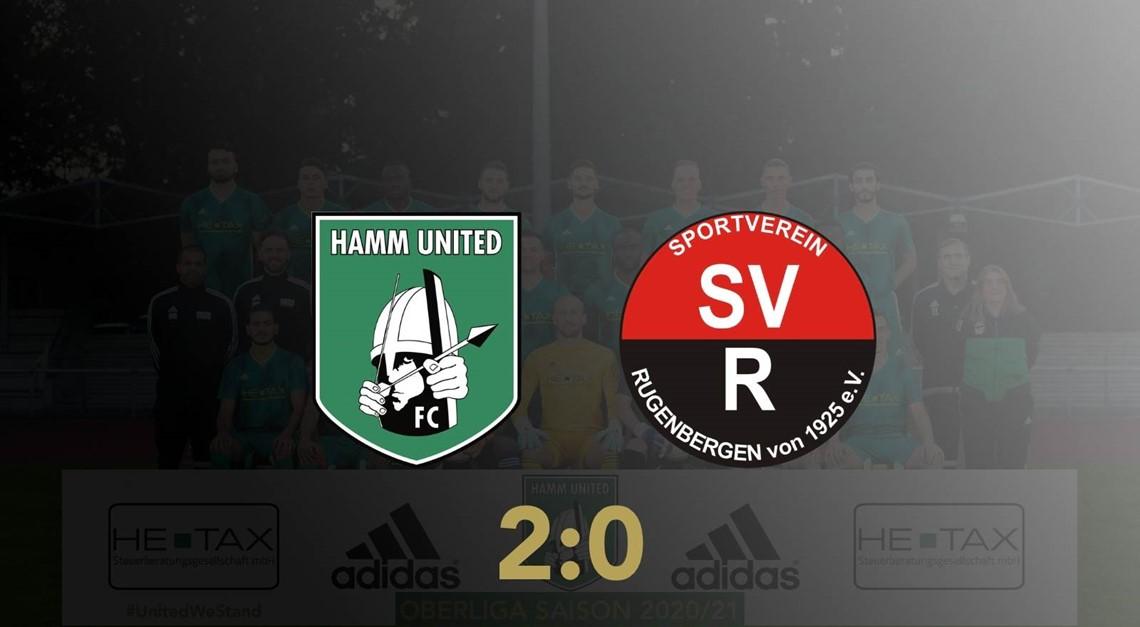 United Siegt verdient beim Oberliga Auftakt