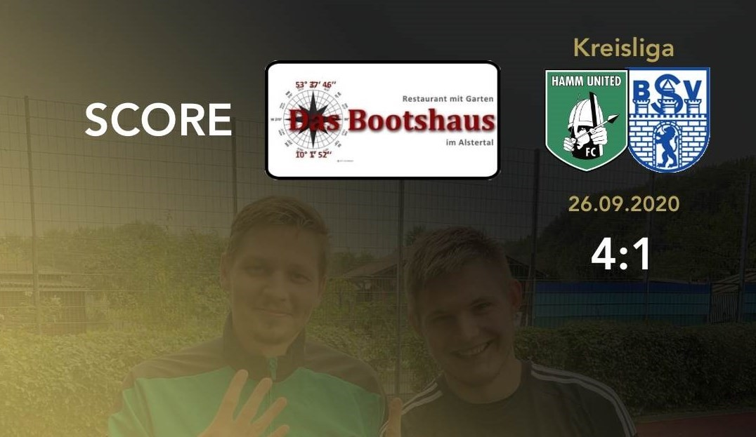 Feels good to be back, Kreisliga!