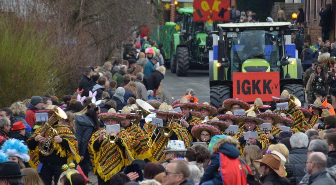 3 Tage Karneval in Kalefeld