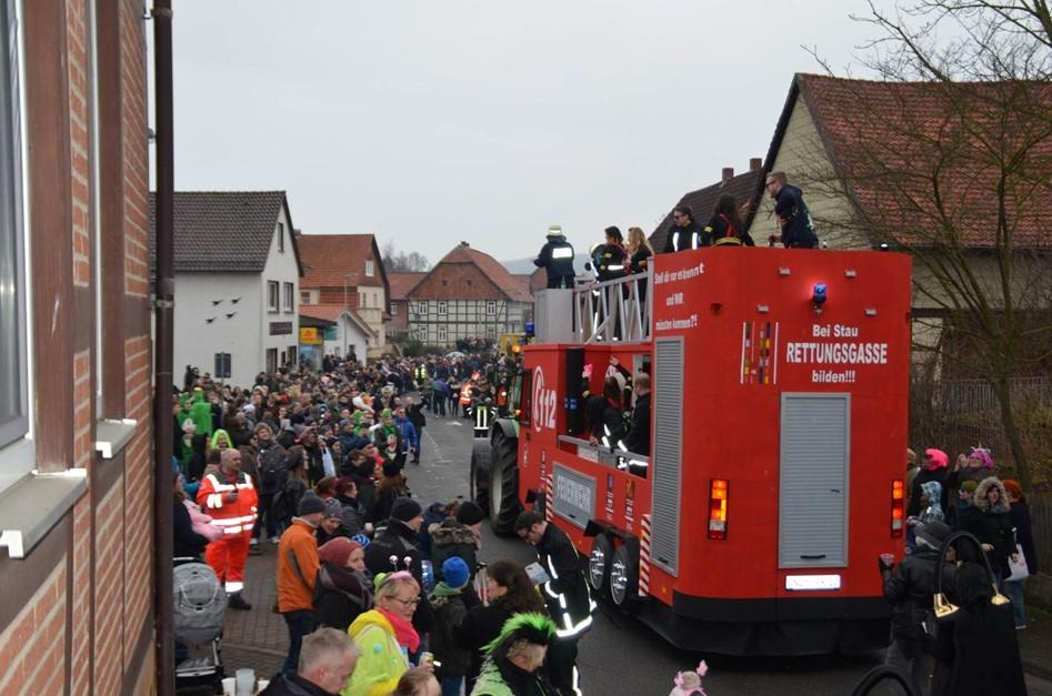 Karneval in Kalefeld