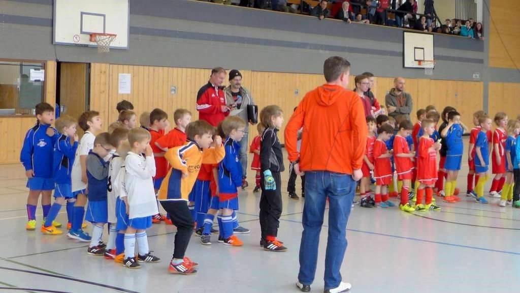 8. JSG Auetal-Altes Amt Jugend-Cup Hallenturnier