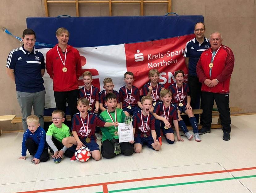 Junioren: Erfolgreiche Hallenkreismeisterschaften