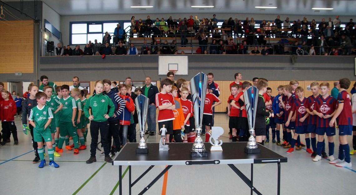 Das war der 8. JSG Auetal-Altes Amt Jugend-Cup