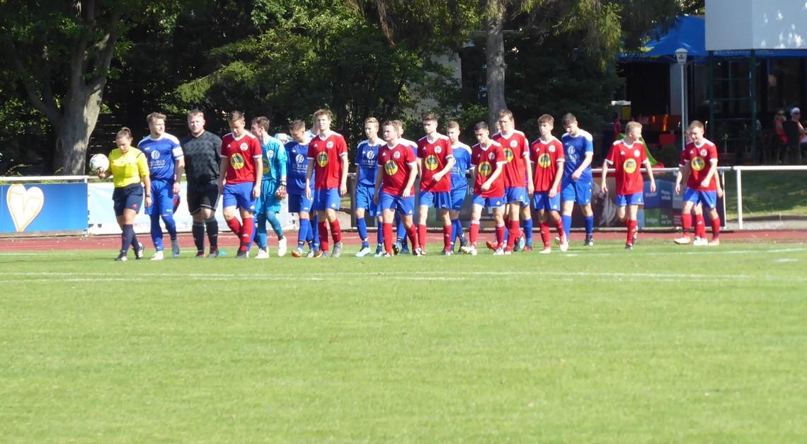 4:0 - U19 verliert zum Auftakt in Wolfenbüttel