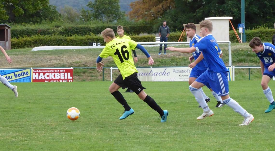 2:2 gegen TSG Bad Harzburg