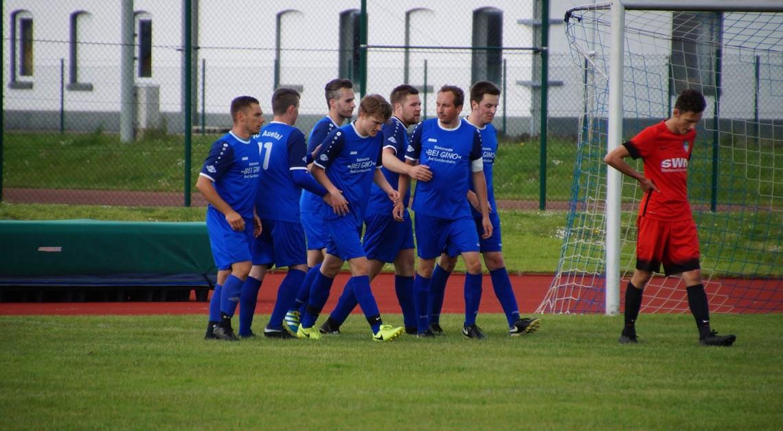 2:0 und 1:0 - I. Herren und U19 holen drei Punkte