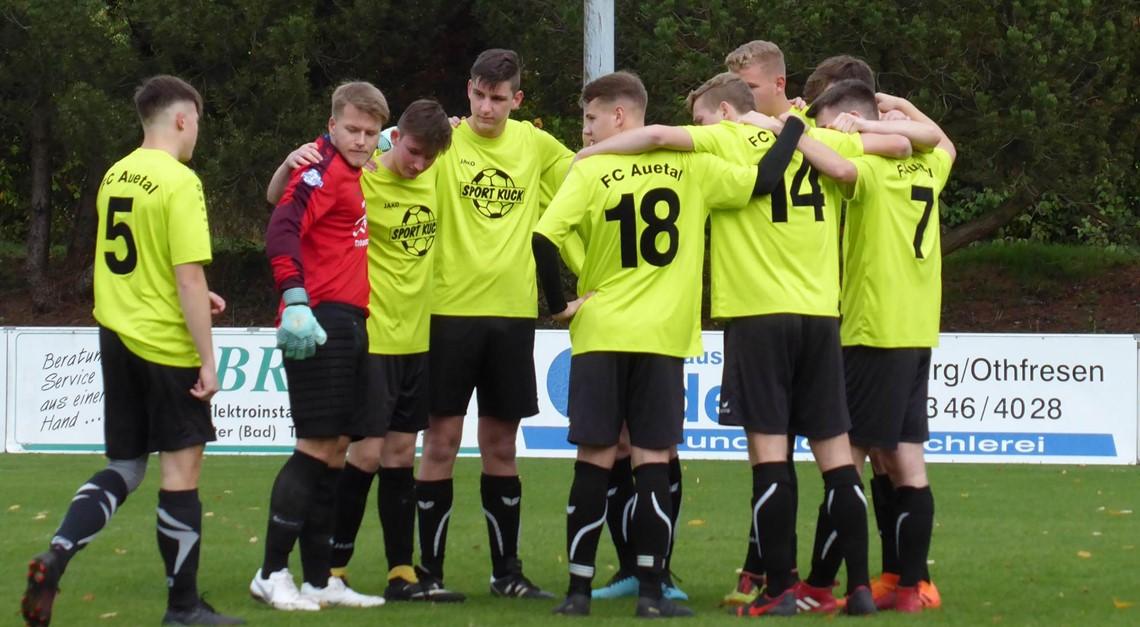 0:1 - U19 mit wichtigem Dreier in Othfresen!
