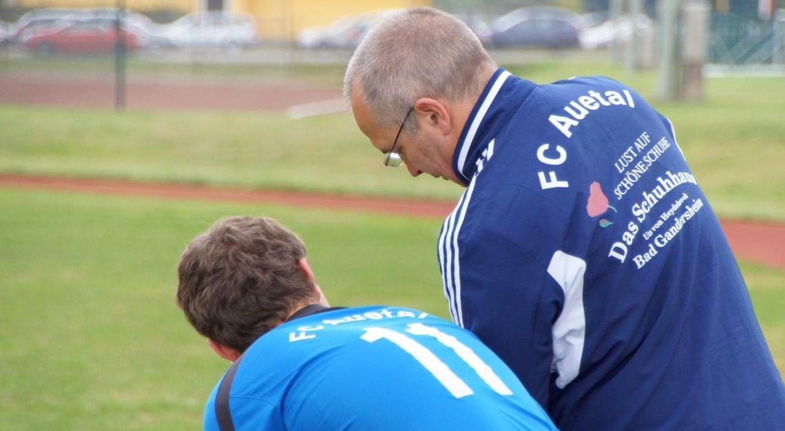 FC Auetal trennt sich von Trainer Rainer Nickel