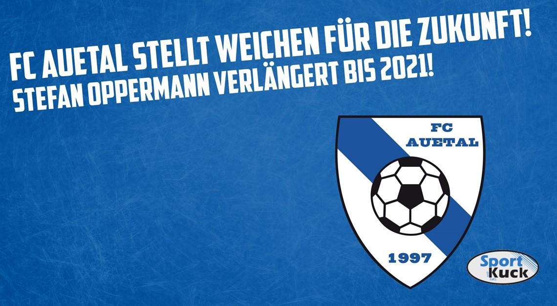 FC Auetal stellt Weichen für die Zukunft