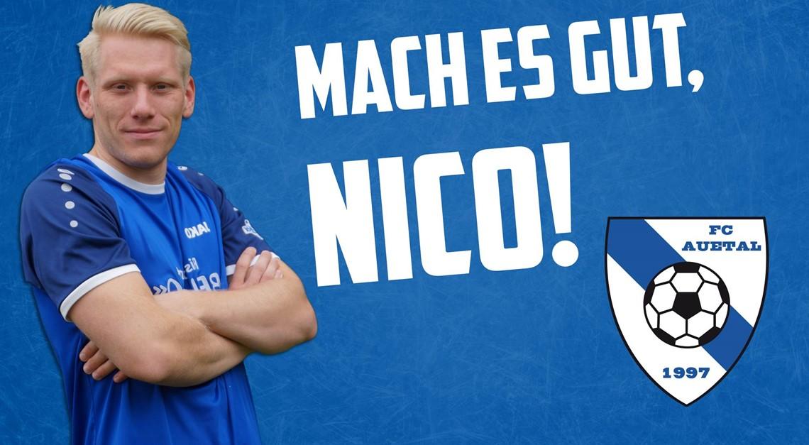 Nico Hausmann verlässt den FC Auetal