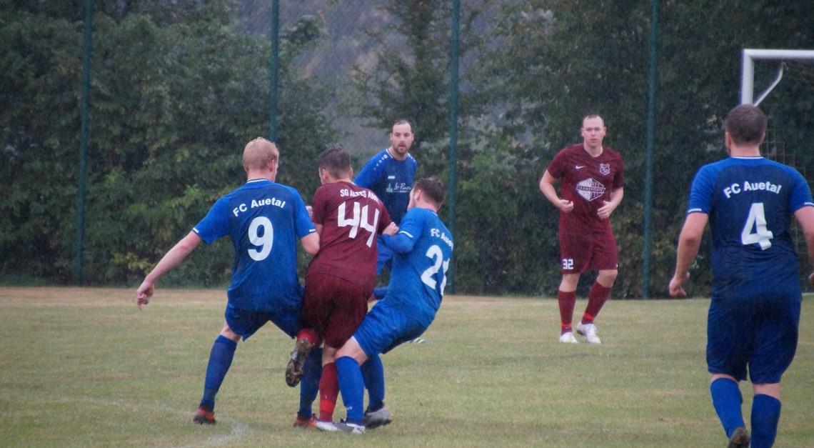 FC Auetal feiert drei Derbysiege in 7 Tagen