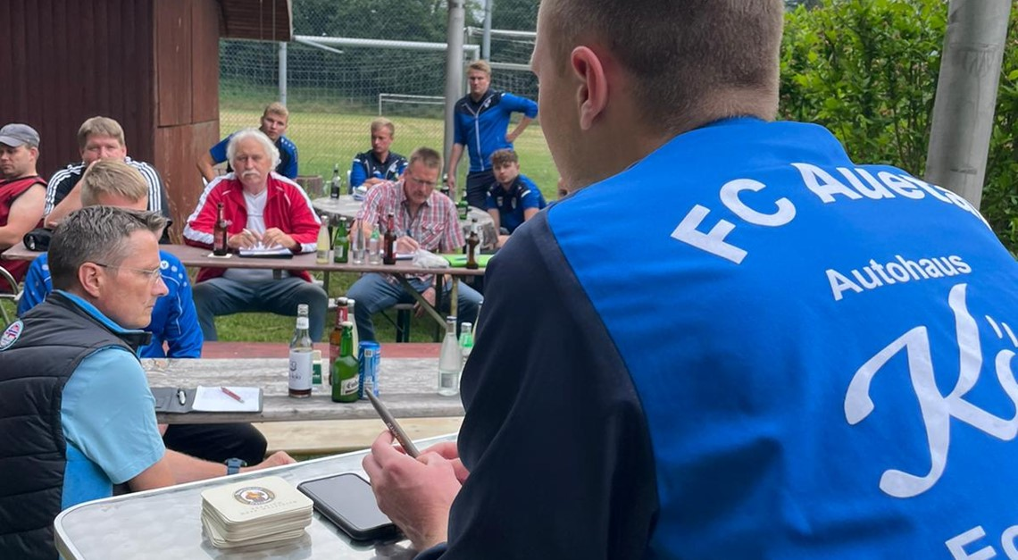 JSG Aue/Leine/Harzhorn startet mit Jugendsitzung
