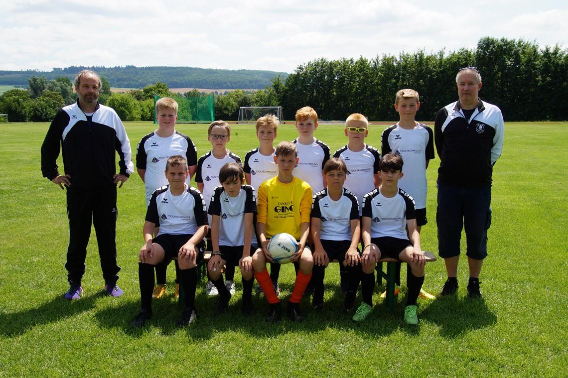 Mannschaftsfoto FC Auetal 2