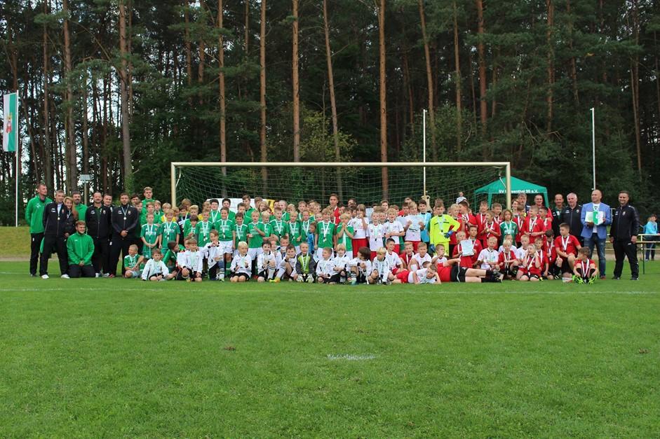 1. Deutsch-Polnischer Fußballtag in Biesenthal