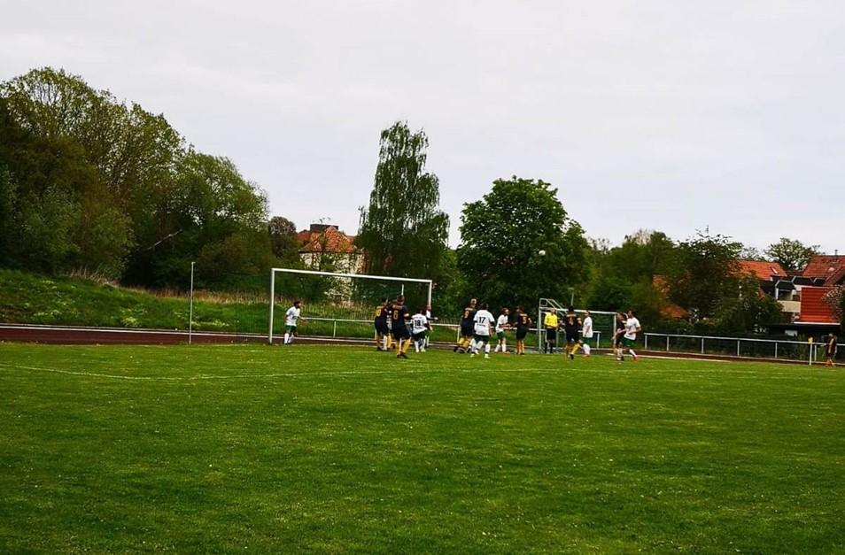 1. Herren verliert in Bad Gandersheim