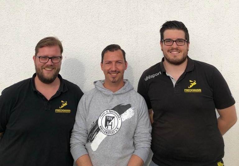 Kolja Huttanus erweitert Trainerteam