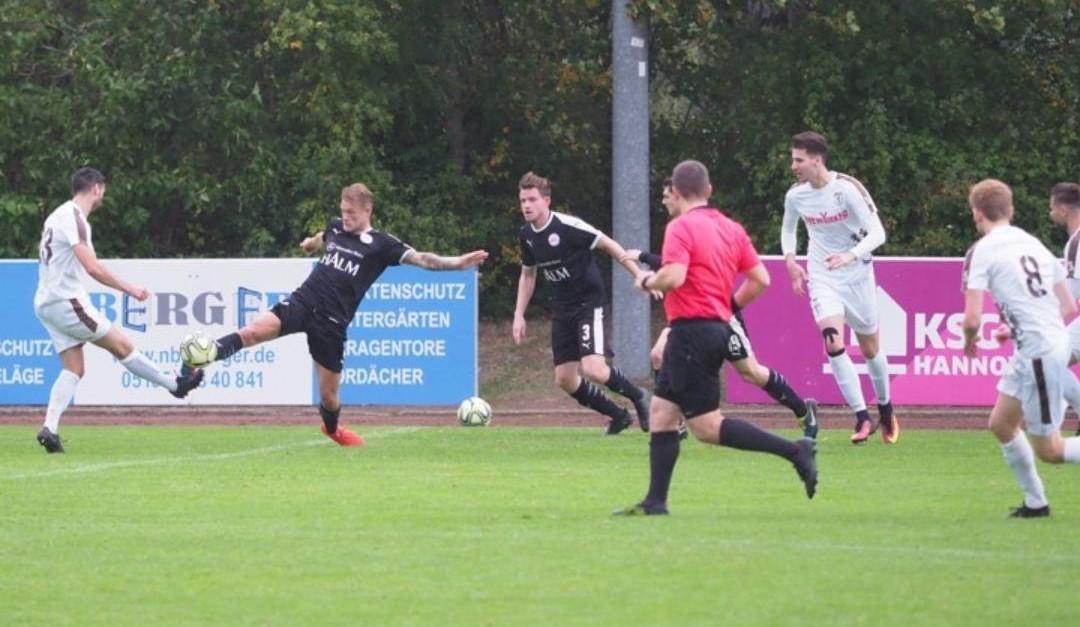 T. Geismann weiterhin aktiv in der Oberliga