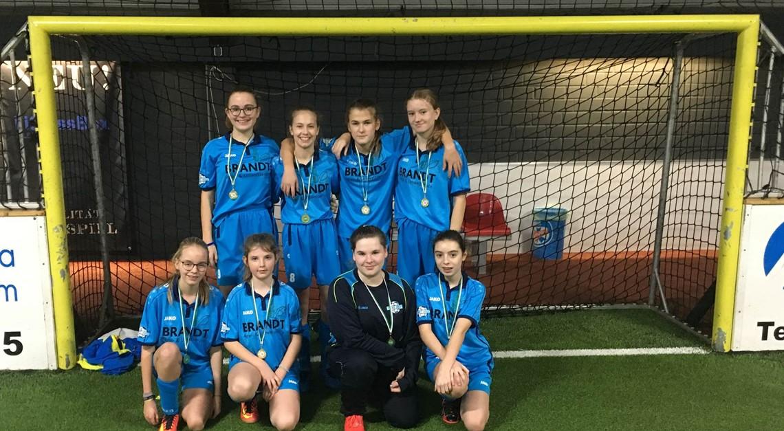 1. GIRLS & FRIENDS Fußball-Cup