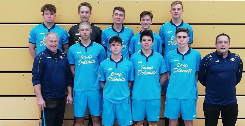 U19 Vize-Bezirksmeister Futsal