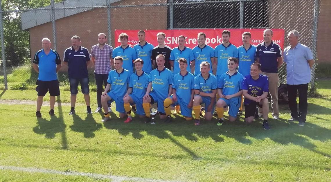 A-Jugend Kreispokal-Finale