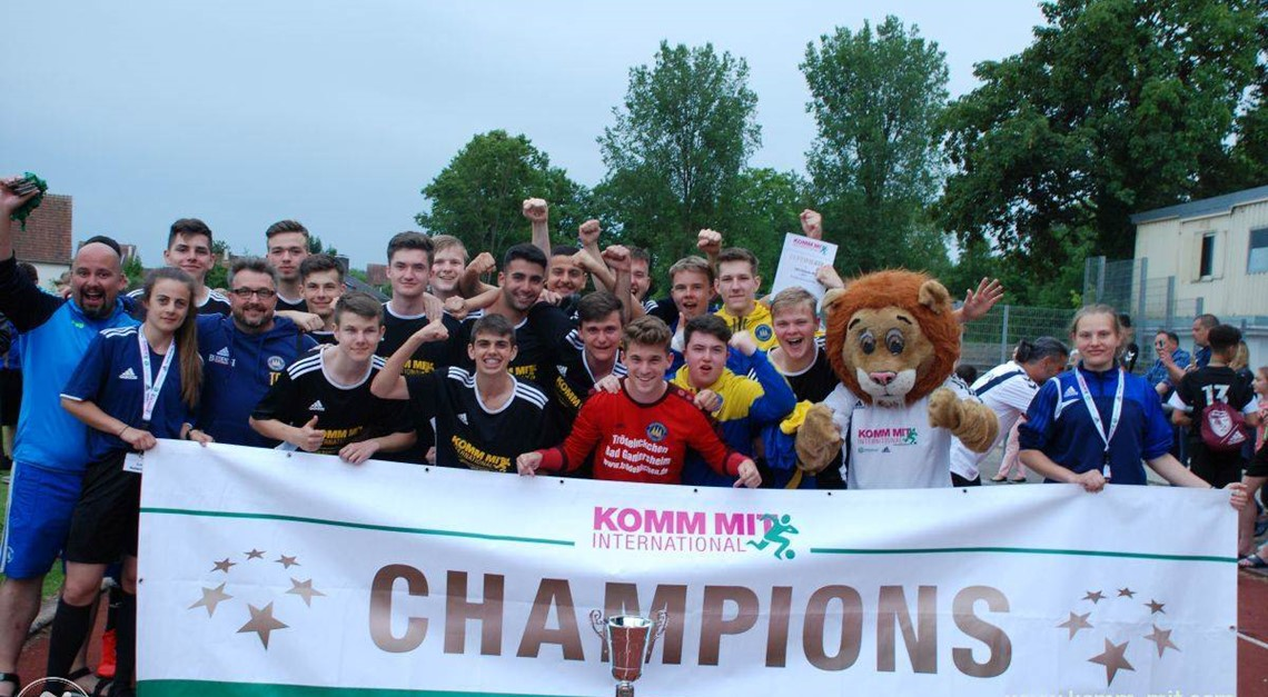 U17 gewinnt int. Elsass-Spring-Cup 2019