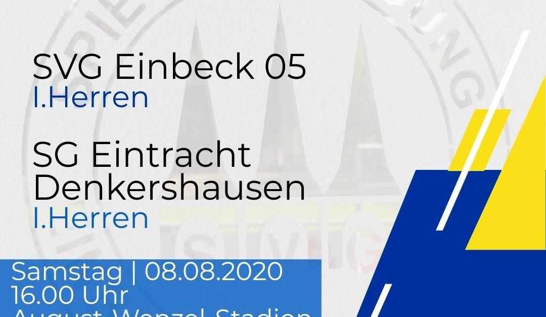 Test gegen Denkershausen