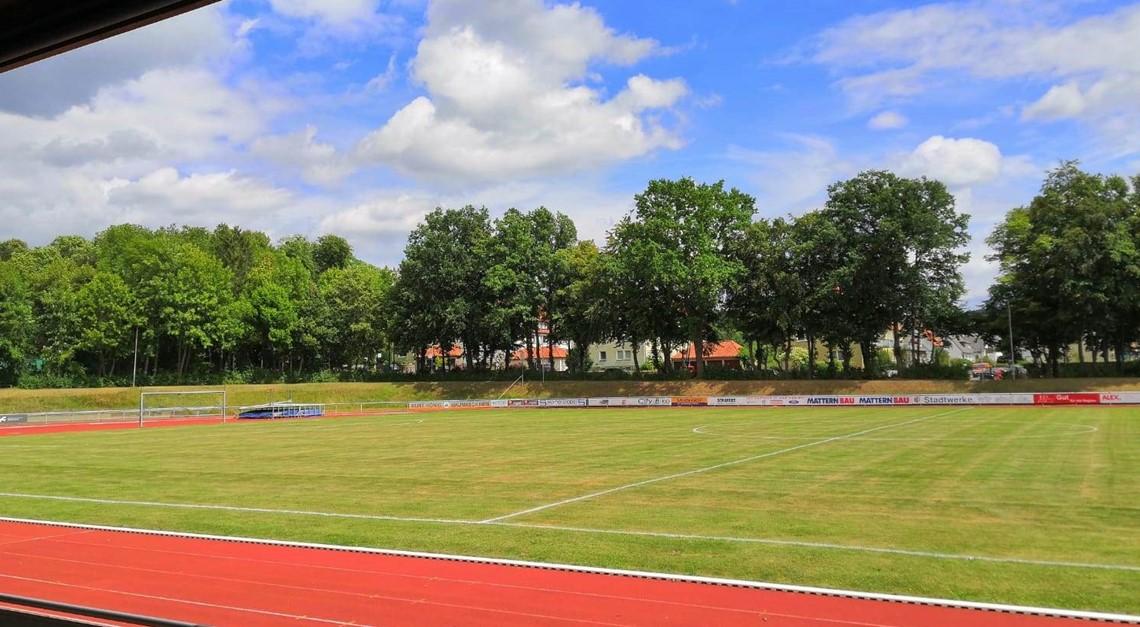 Hygienemaßnahmen für Heimspiele der SVG Einbeck 05