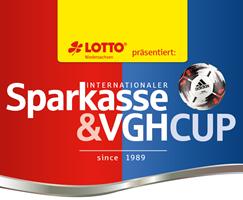 Sponsor - Sparkassen VGH Cup