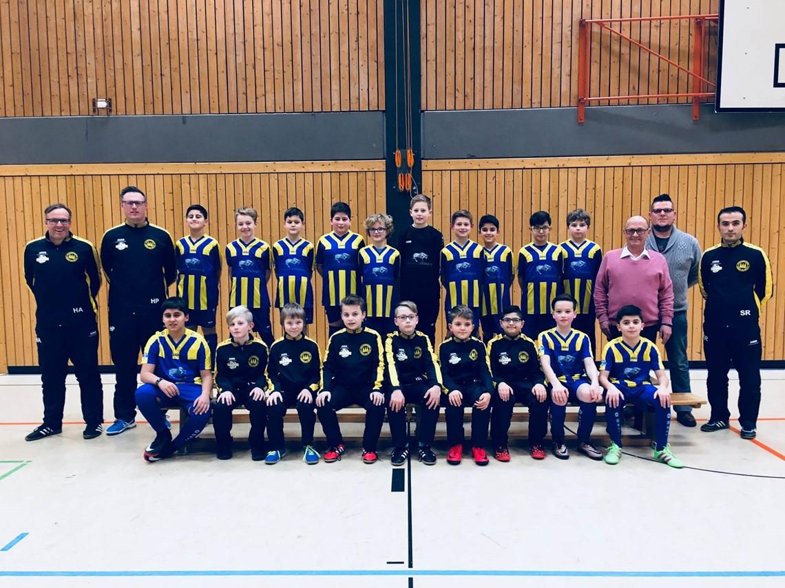 Mannschaftsfoto SVG Einbeck 05