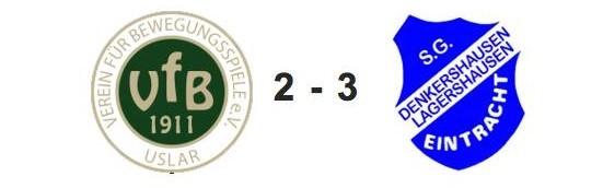 Zweiter Sieg im zweiten Spiel