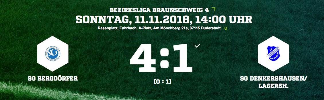 Verdiente Niederlage in Fuhrbach