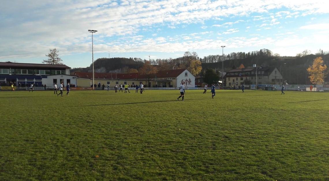 0:3-Niederlage in Petershütte