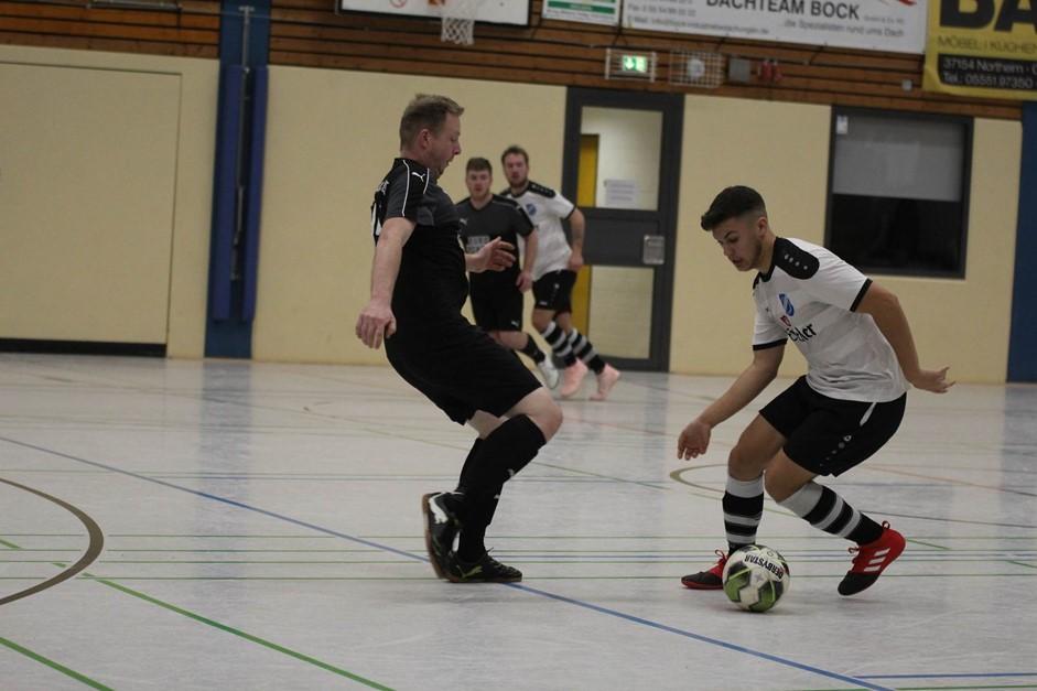 SG Eintracht erstmals in Bovenden am Start