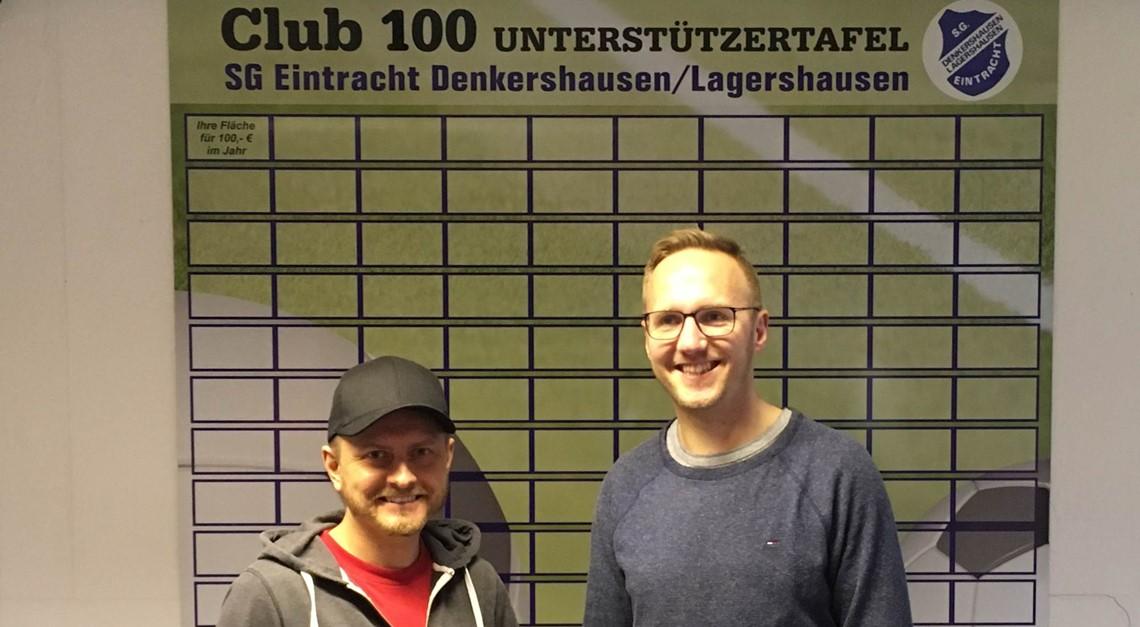 Club 100: Attraktiver als andere Vereine sein