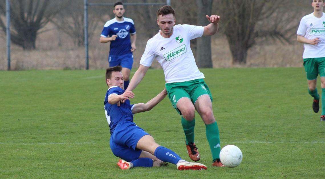 Verdienter 2:0-Sieg über den FC Grone