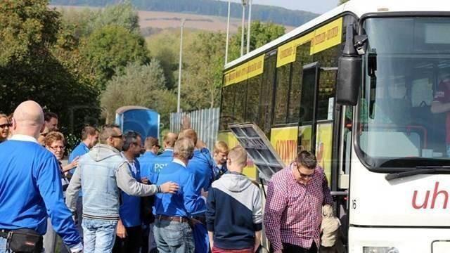 Informationen zur Busfahrt nach Bühle
