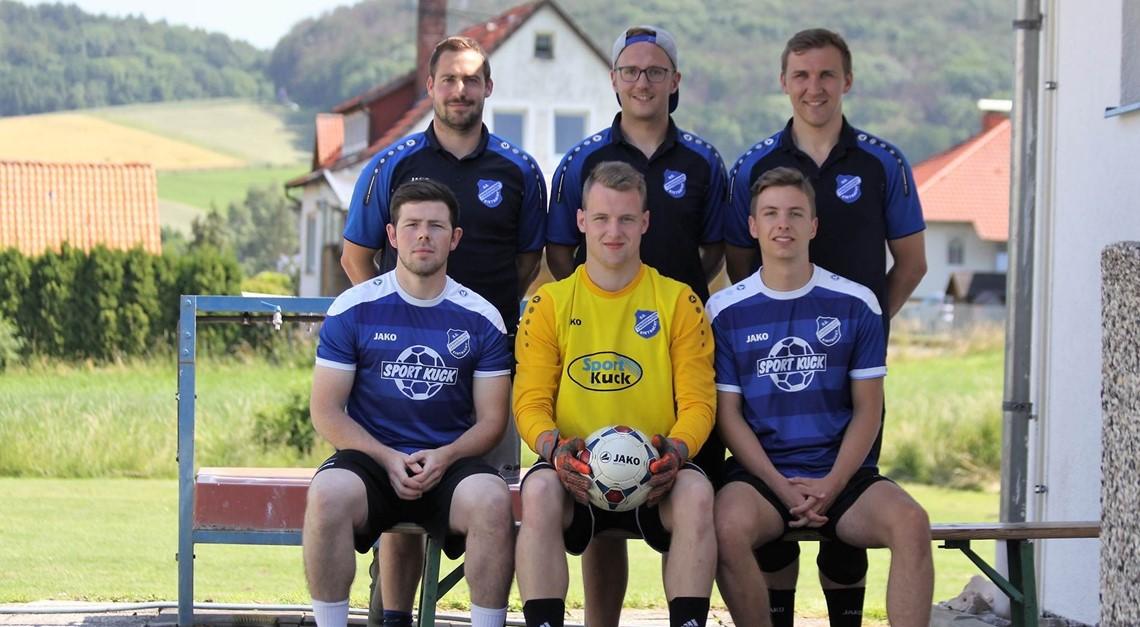 Bezirksliga-Team mit Vorbereitung gestartet