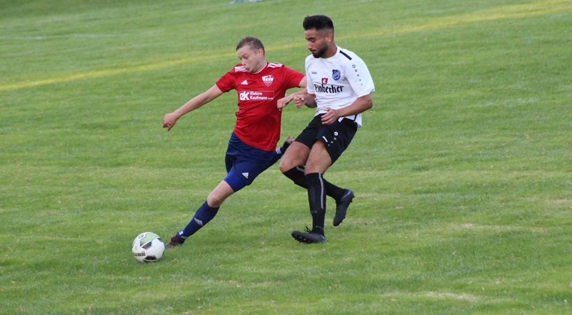 Ligaauftakt gegen Bovender SV