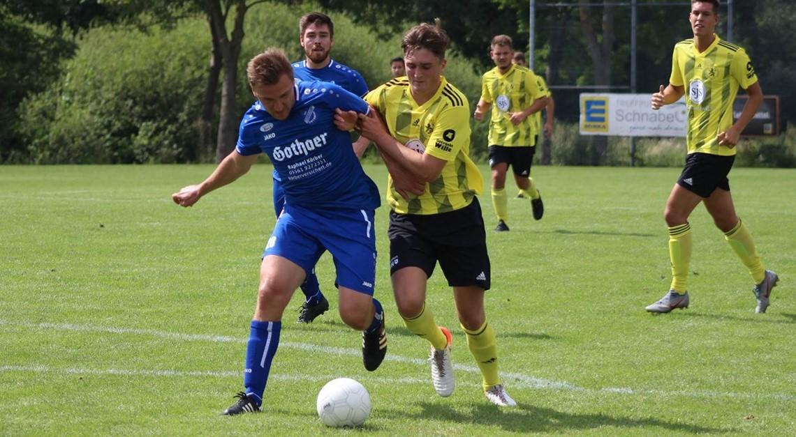 SG Eintracht mit 2:0-Auftaktsieg