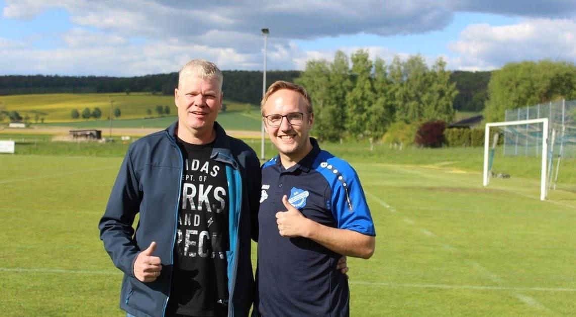 Ulf Mylius bleibt SGEII-Trainer