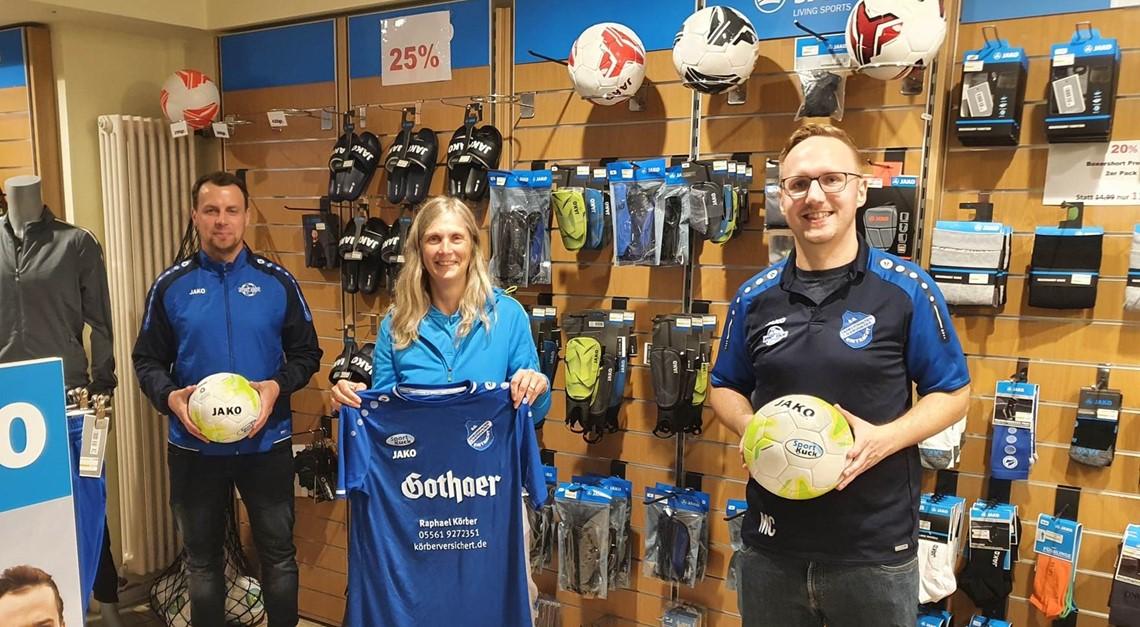SGE verlängert Partnerschaft mit Sport-Kuck