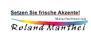Sponsor - Malerfachbetrieb Roland Manthei
