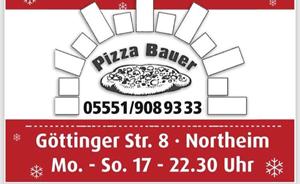 Sponsor - Pizza Bauer