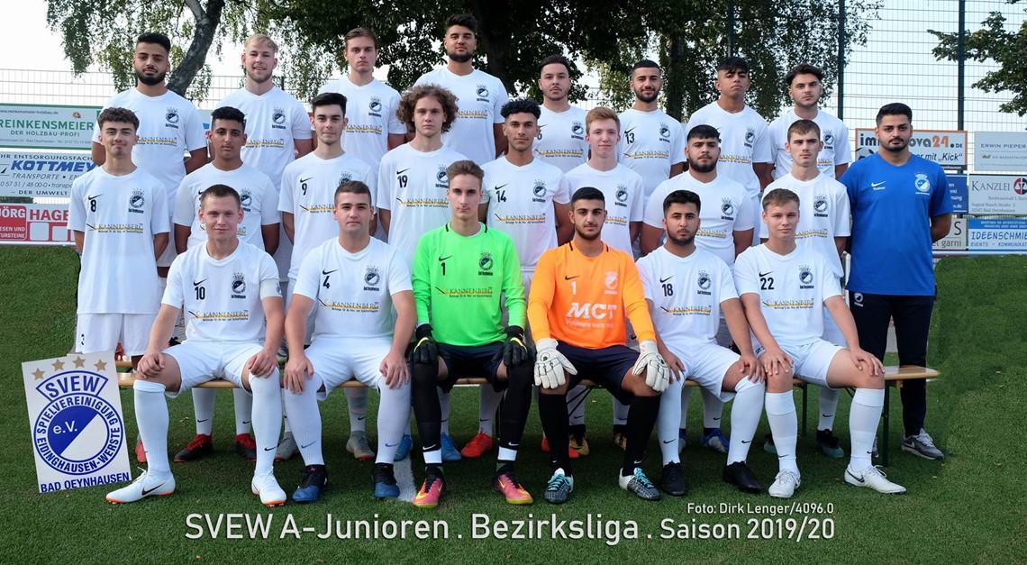 A-Junioren steigen in Bezirksliga auf