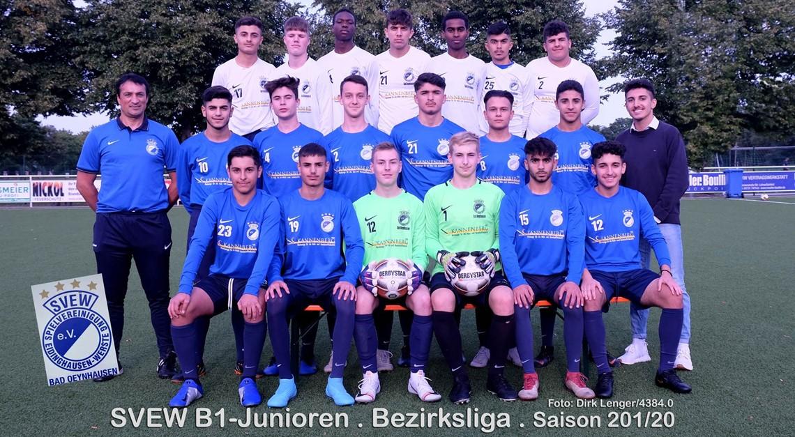 SVEW B1-Junioren 2019
